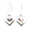 Heart Puff - Earrings - 3484