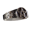 Celtic - Pentacle - Ring - 3493