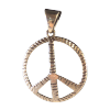 Peace - Industrial .925 - 3976