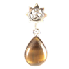 Om - 8-Point - Dewdrop stone- 4185