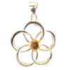 Seed of Life w/ Citrine .925 - 4321