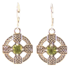 Celtic Shield - Earrings - 4400