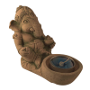 Ganesh Moji - Candle Holder - 4620