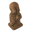 Monk Incense Holder (2 Pcs) - 4621