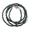 Necklace - Hematite - 4645