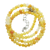 Chain - Yellow Jasper 3mm - 4667