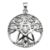 Pentacle - Tree of Life .925 - 4790