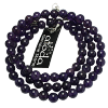Necklace - Amethyst 6mm - 4811