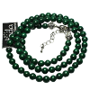 Necklace - Malachite - 6mm - 4815