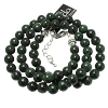 Necklace - Jade - 7-8mm - Green - 4953