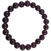 Amethyst black -12mm - 5168