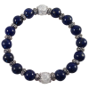 Crystal Star Mala - Lapis - 10mm - 5208