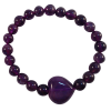 Heart Amethyst Child - 5210