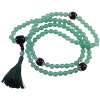 Mala Necklace - Aventurine - 5217