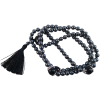 Mala Necklace -  Hematite - 5219