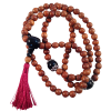 Necklace - Mala - Wood - 5225