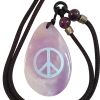 Engrave Peace - Amethyst - 5274