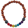 Chakra - Palm Wood - 6mm - 5379