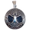 Pendant - Tree Life/Flower Life .925 - 5391