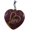 Love Heart Agate - 5559