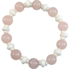 Rose Quartz Bone & Agate - 5911