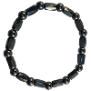 Magnetic stone with Hematite - 6037