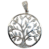 Pendant - Tree of Life CZ .925 - 6050