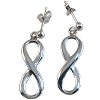 Earrings - Infinity .925 - 6052