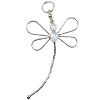 Pendant - Dragonfly Moonstone .925 - 6053