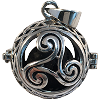 Locket - Triskelle .925 - 6057