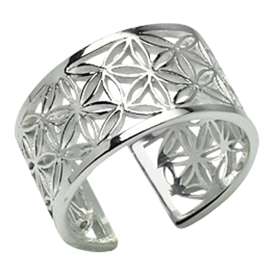 Ring - Seed of Life - Adjustable - 4788