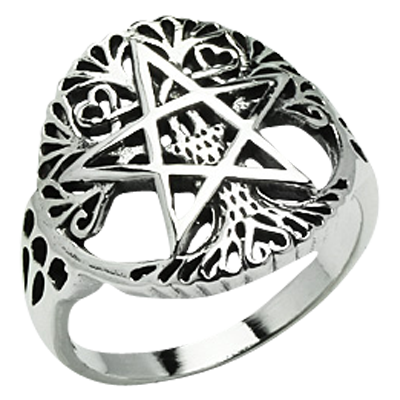 Pentacle - Tree of Life - 4791