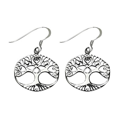 Tree of Life Earrings - 5005