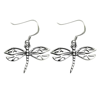 Dragonfly Earrings .925 - 5007