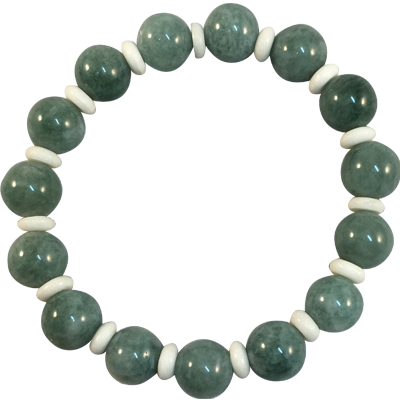 Jade Bone 8mm Child - 5927